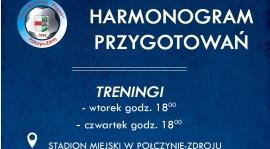 HARMONOGRAM PRZYGOTOWAŃ