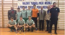 U19: Orzeł Myślenice brązowym medalistą Halowych Mistrzostw Podokręgu Myślenice