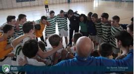 U15: Trampkarze walczyli w eliminacjach Halowych Mistrzostw Podokręgu