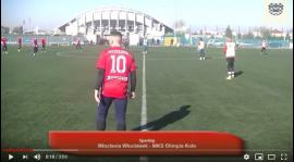 SENIORZY: Włocłavia Włocławek - MKS Olimpia Koło 16.02.2019 [VIDEO]