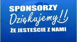 Sponsorzy!