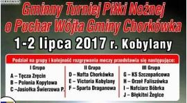 Zaproszenie na PUCHAR WÓJTA do Kobylan!