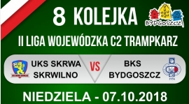 SKRWA Skrwilno - BKS Bydgoszcz