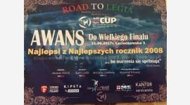 Road to Legia!!! (2008)