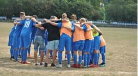 Zakończyła się seria zwycięstw drużyny U-17