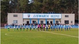 """Liswarta Krzepice vs LKS """"Sparta"""" Lubliniec"""