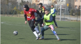 Radosny futbol z Czarnylasem