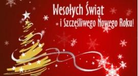 Wesołych Świąt Bożego Narodzenia i Szczęśliwego Nowego Roku!!!