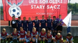 Sokoliki 2010/11 na kolejnym turnieju!