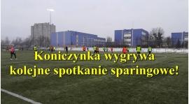 Koniczynka pewnie pokonuje drużynę z Zakrzowa!