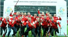 Reprezentacja Polski AMP Futbol z brązem Mistrzostw Europy!