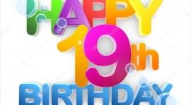 19 urodziny Kacpra!