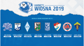 Karnety - wiosna 2019