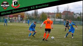 KOLEJKA XXV: Wicher Domasław - KS Brochów