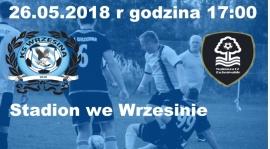 XVIII Kolejka: KS Euro-Car Wrzesina - Wałpusza 07 Jesionowiec