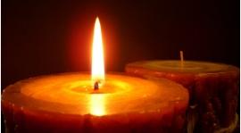 BRONIARZU zapal świeczkę