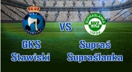 GKS Stawiski - Supraśl Supraślanka