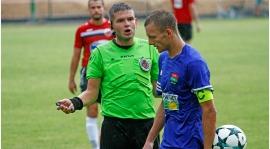 Rafał Podlewski arbitrem meczu w Kowalu