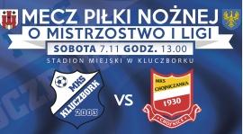 Przedsprzedaż biletów na mecz z Chojniczanką