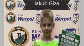 Kolejny zawodnik LKS Jawiszowice że 100% frekwencją na treningach !
