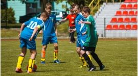 Wygrana Młodzików w Lubaniu.
