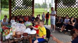 Zakończenie sezon piłkarskiego 2016/17 Juniorów Chrobrego