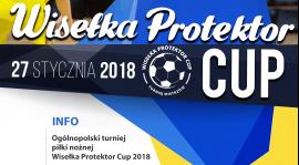 Wisełka Protektor Cup 2018 zakończony.
