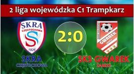 II LTr C1 I KS Skra Częstochowa - SKS GWAREK ZABRZE 2:0