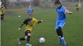 Młodzik U-13 zakończył domowe granie zwycięstwem