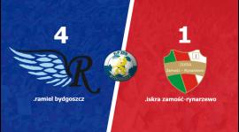 13.09.2015 RAMIEL Bydgoszcz - Iskra Zamość-Rynarzewo