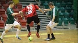 Raf-Kop-Bud z drugim zwycięstwem w lidze halowej