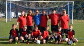 Trzy drużyny młodzieżowe zakończyły rundę jesienną