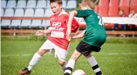 Młodzicy grają z AS Kiełczów.