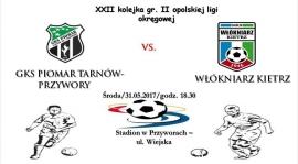 Zapowiedź: GKS Piomar Tarnów-Przywory - Włókniarz Kietrz