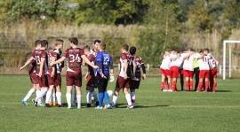 7. kolejka: SKS Start Łódź - Sparta Łódź 0:4 (0:2)