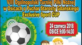 Turniej - powołania Osiczanka Cup 24.06