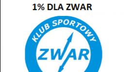 1 % dla ZWARu !!!