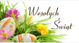 Wesołych Świąt Wielkanocnych !!!!