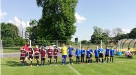 II liga młodzików - 6 kolejka: Grunwald Gierzwałd - UKS Jedynka NIdzica