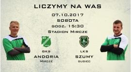 Andoria - Szumy Susiec 07.10.2017
