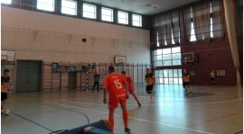 Siódme miejsce w turnieju halowym w Bydgoszczy