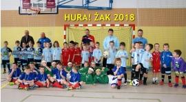 HURA! ŻAK czyli piłkarskie święto najmłodszych :)