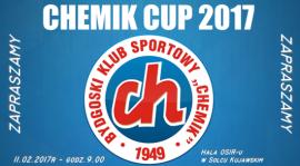 Chemik Cup 2017 już wkrótce. Ruszyły zapisy!