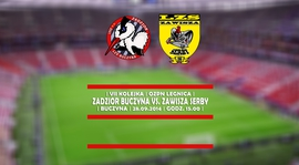 LIGA | Zadzior Buczyna vs. Zawisza Serby (28.09.2014 g. 15.00)