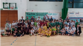 Turniej Bałtyk Transport Cup 2017.