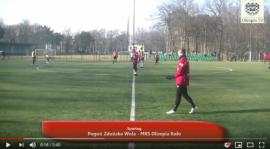 SENIORZY: POGOŃ Zduńska Wola - MKS Olimpia Koło 23.02.2019 [VIDEO]