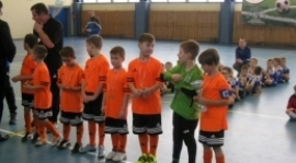 Najmłodsi piłkarze Lidera na turnieju w Tczewie
