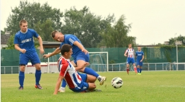 Zaległe relacje ze spotkania z Moravią oraz z meczu Pucharowego