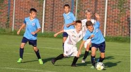Pracowita środa młodych piłkarzy
