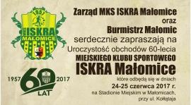Jubileusz 60-lecia MKS ISKRA Małomice
